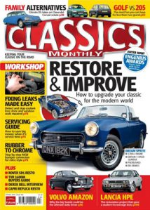 £3 billion classic car industry goes green